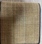 しな織の財布
