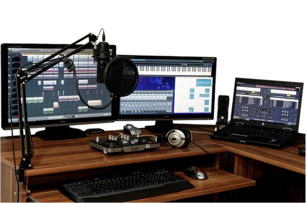 【ニコニ・コモンズとAudiostock比較】音楽を発信するにはどっちがいい?