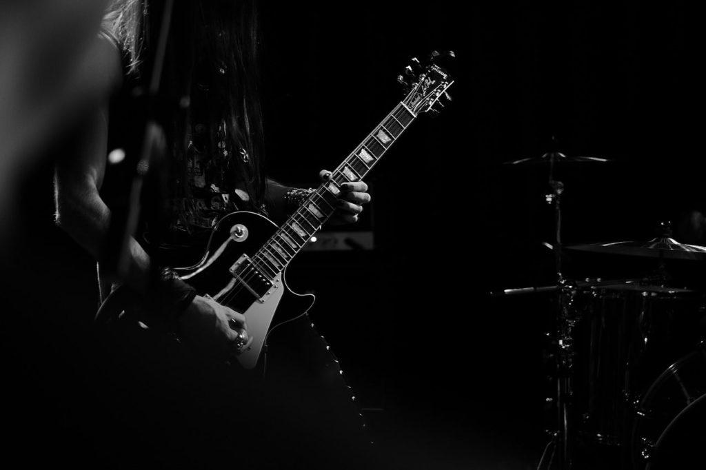 【ギターが上手くならない理由その3】目標が高い