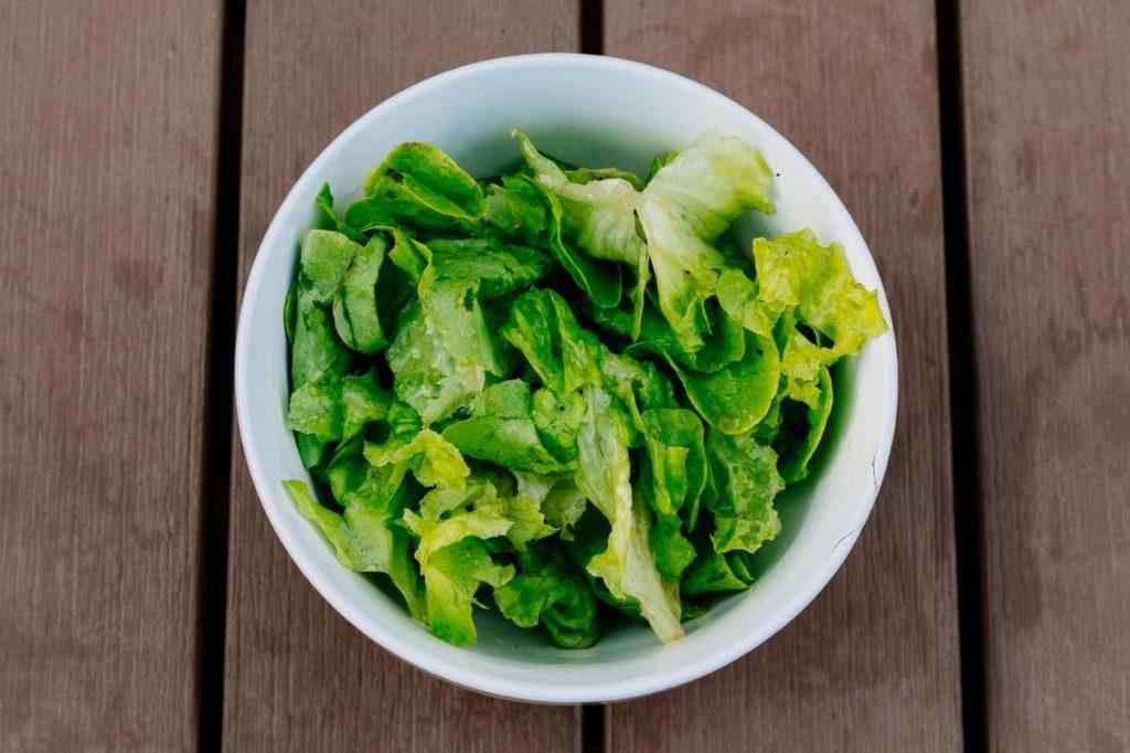 【受験勉強・ゲームにも】集中力UPするルテイン・サポニンが豊富な食事【レタス】