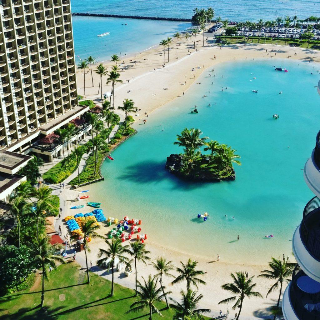 ハワイで受けたアメリカ人からの忘れられない恩
