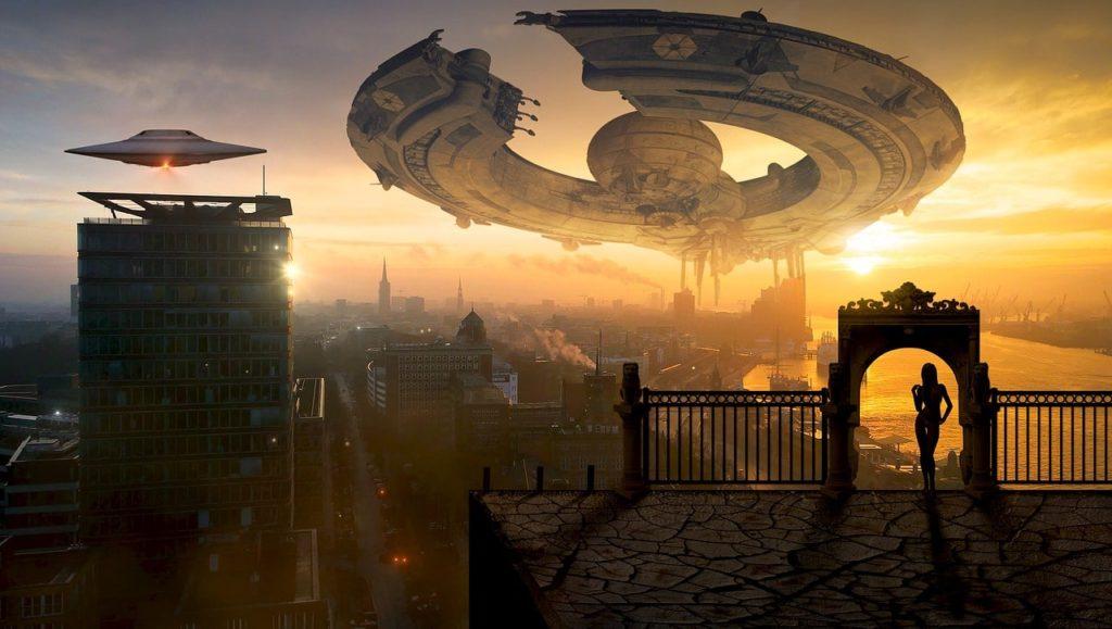 UAP(UFO?)の存在を米海軍が本物と公表した件