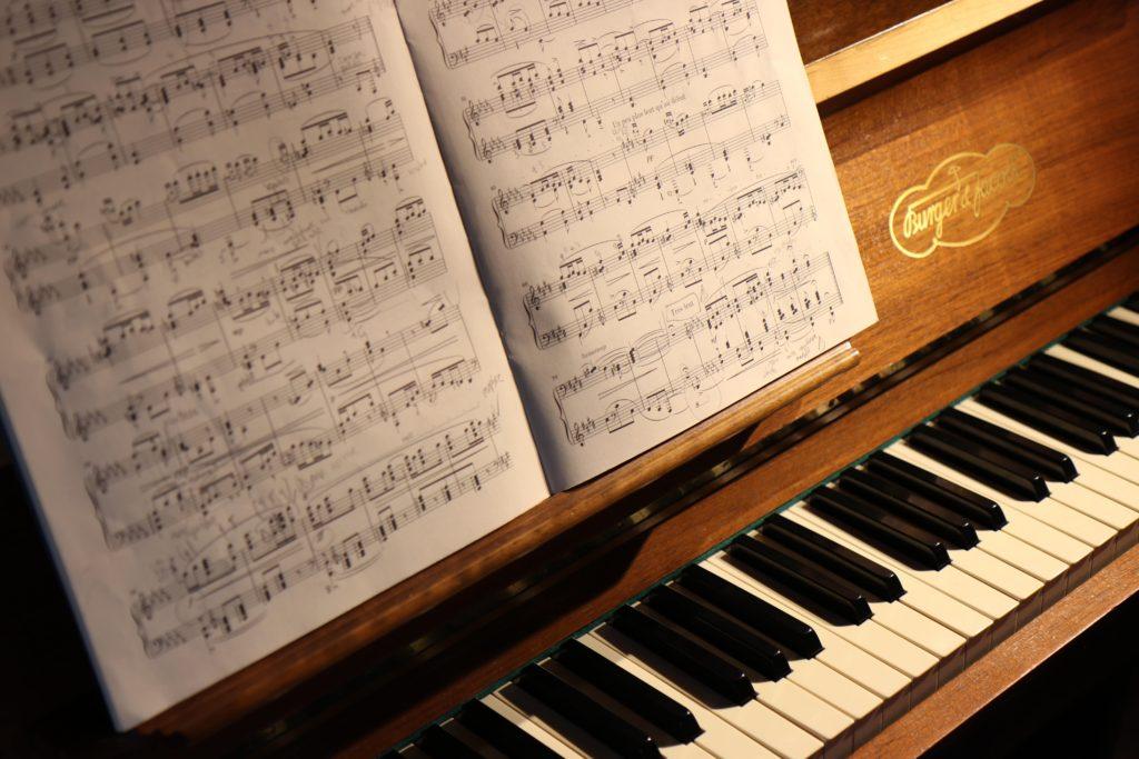 楽譜の読み方をたった5分で理解する