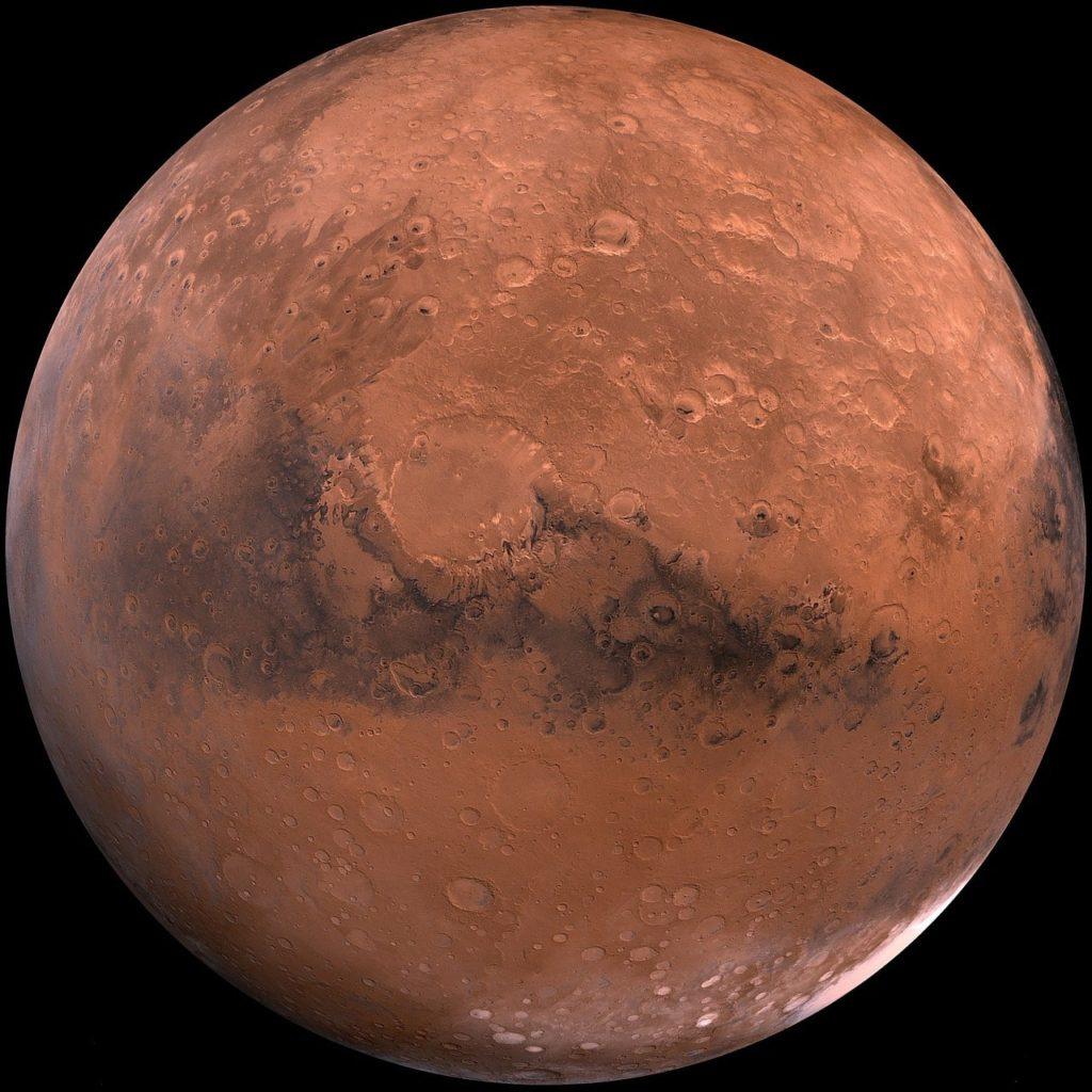 火星移住計画と人間選別と言われる都市伝説