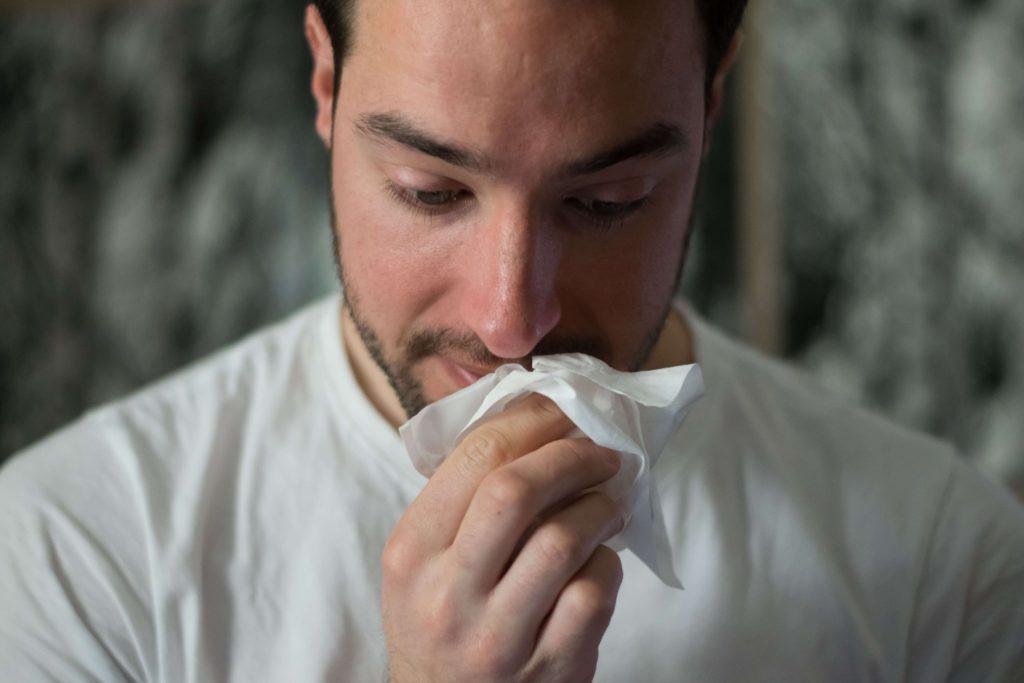鼻水を止めるための対処方法