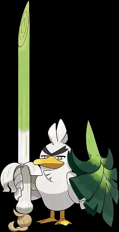 【ポケモン剣盾】ガラルカモネギ・ネギガナイトについて考える【ポケモン界のランスロット】