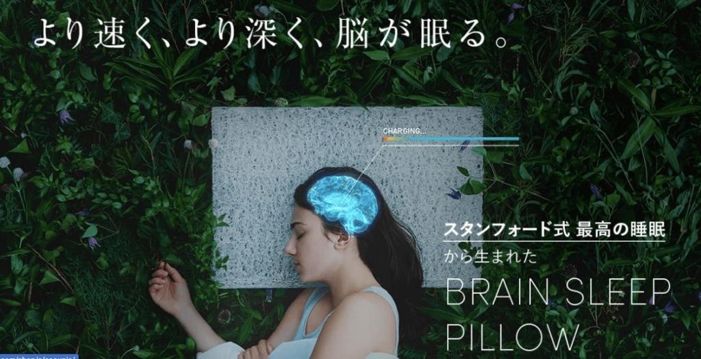 【スタンフォード式最高の睡眠の枕】圧倒的清潔なBRAIN SLEEP PILLOWまとめ【西野精治先生開発の枕】